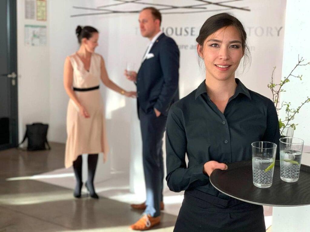 Event und Catering von Sushi Restaurant Sushiya in München